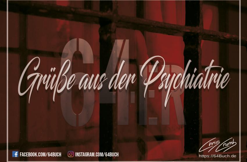 64er: Ab in die Psychiatrie (Buchvorstellung)
